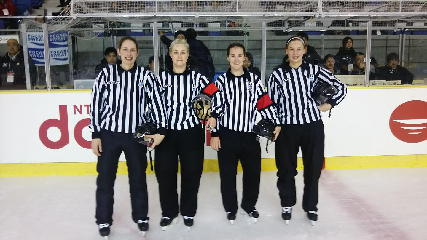 Sd Hockey Referee Association Sdhra Officials What Are They Up To